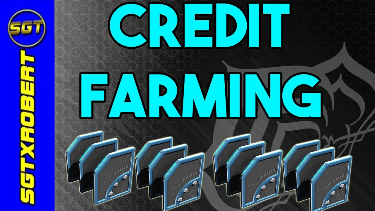 warframe best place to farm credits 2017
