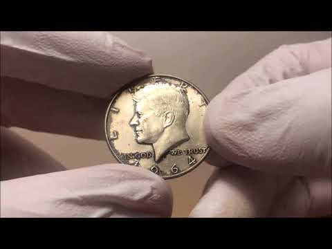 Benefits Of Hunting A Roll Of 1964 Kennedy Half Dollars? - Toners? Varieties? High Grades?