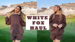 White Fox Boutique Try On Haul + GIVEAWAY