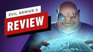 Evil Genius 2: World Domination Review (Video Game Video Review)