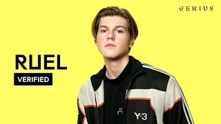 "Ruel ""Face To Face"" Official Lyrics & Meaning 