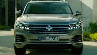 2019 All New Volkswagen Touareg   review and test drive