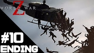 World War Z Walkthrough Gameplay/Ending - Episode 4: Tokyo - PS4 1080p Full HD No Commentary