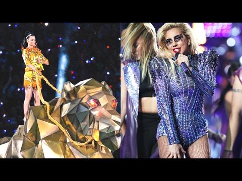 Super Bowl Lady gaga o Katy Perry - ¿...