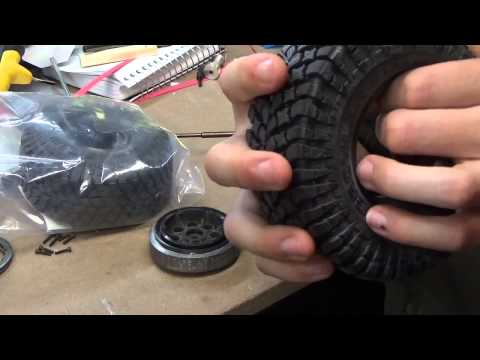 EXTREME RC 4X4 1 9 pitbull growler tires
