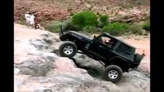 Jeep rollover compilation