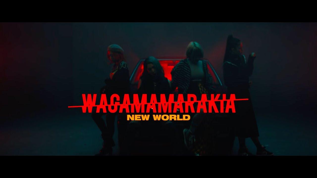 我儘ラキア (Wagamama Rakia) – New World