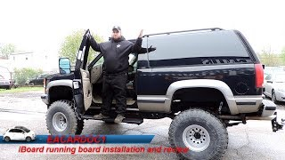 IBoard Running Board Installation And Review