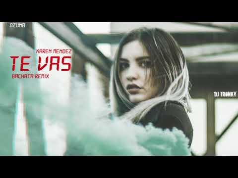 Ozuna – Te Vas (Cover) DJ Tronky Bachata Remix