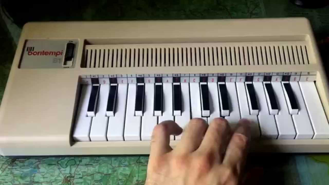 bontempi b organ  youtube - bontempi b organ