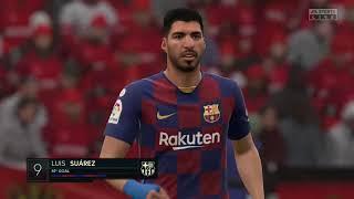 Fifa 20   Barcelona Vs Rcd Mallorca   La Liga 2019/20
