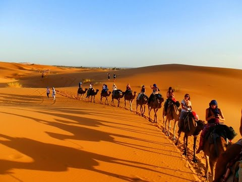 Tours In Morocco 2015