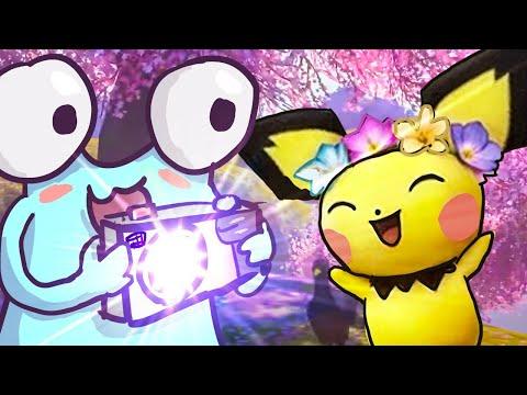 maudado fotografiert Pokemon