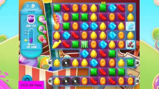 Candy Crush Soda Saga Level 1159 NO BOOSTERS Cookie