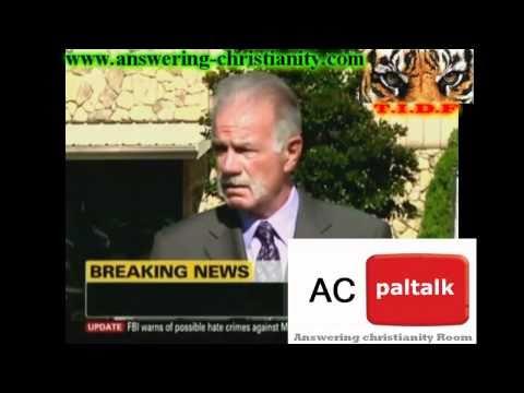 Florida Pastor Terry Jones canceled Quran burning