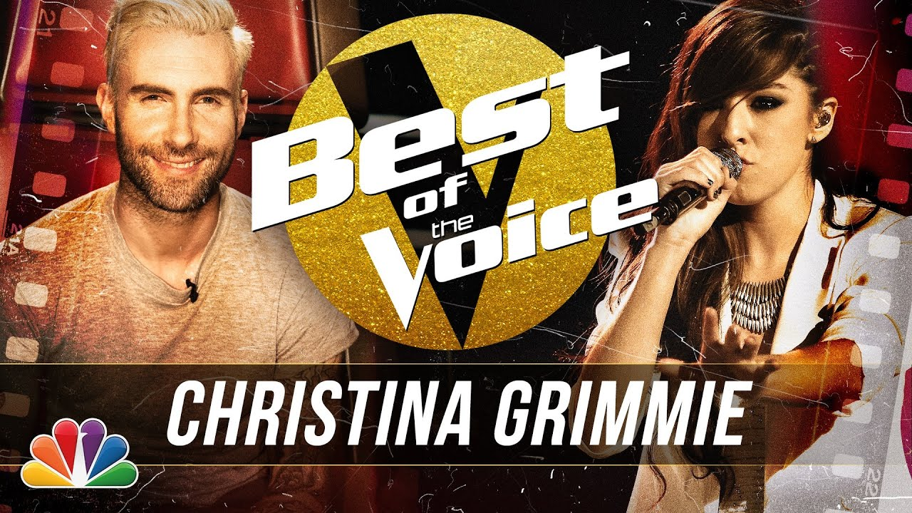 """Remembering Christina Grimmie Performing Drake's """"Hold On, We're Going Home"""" - Best of The Voice"""
