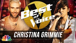 """Download Remembering Christina Grimmie Performing Drake's """"Hold On, We're Going Home"""" - Best of The Voice"""