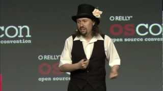 "OSCON 2012: Paul Fenwick, ""Mindware Upgrades For Fun And Profit"""