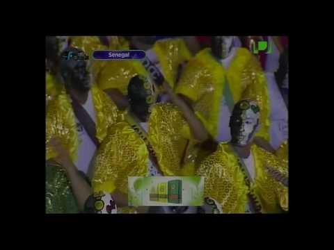 Llamadas 2017 Senegal