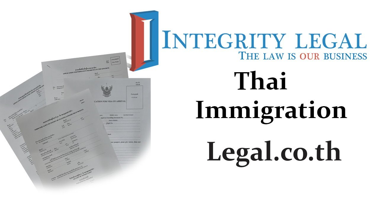 The Thai Visa Amnesty Is Not a Visa Extension