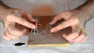 Como fazer um rádio de galena
