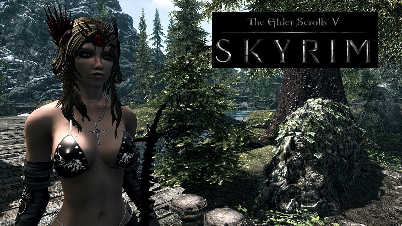 how to make the best female character in skyrim