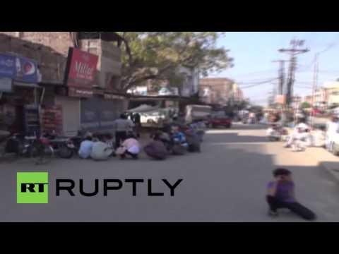 Pakistan: Deadly 7.5 earthquake rocks South Asia