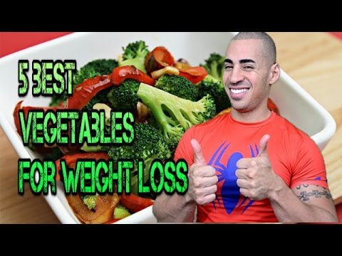5 BEST Vegetables For Weight Loss, Which Vegetables Will Help Me Lose Weight?