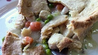 How To Make Healthy Chicken Pot Pie Filling