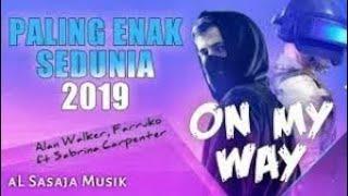 #onmyway #alanwalker #dj DJ REMIX On My Way bass full x Despacito 2019.mp3