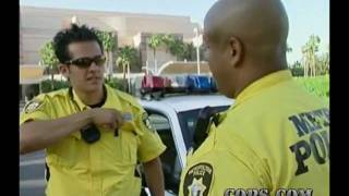 In Pursuit, Officer Paul Gasca and Gerard Bello, COPS TV SHOW