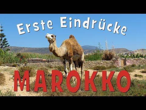 Erste Eindrücke von MAROKKO | Mit dem Camper durch Marokko