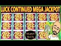 🍀 WOW! OUR LUCKS CONTINUED 🍀 MEGA JACKPOT ☯ TRIPLE WINS BIG BETS ☯ CHINA SHORES ☯ HIGH LIMIT SLOTS