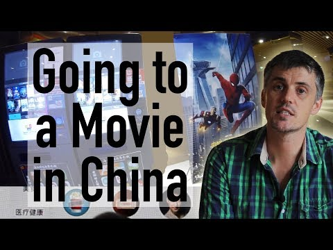 Seeing a Movie in China - How China is Changing the Film Industry