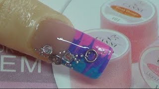 CANNI UV / LED Color Gel Demo & Review