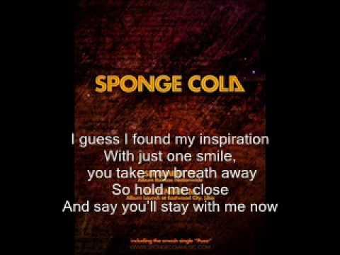Closer You and I - Spongecola (with lyrics)