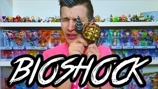 Bioshock Funko Pop Unboxing + COMPLETE COLLECTION!! (Bioshock & Bioshock Infinite Funko)