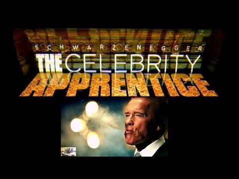2017 New Celebrity Apprentice Season 15 Intro Arnold Schwarzenegger The Terminator Governator HD