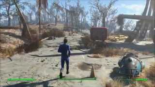 Fallout 4 - Overpowered Armor At The Start Of The Game Tutorial HD