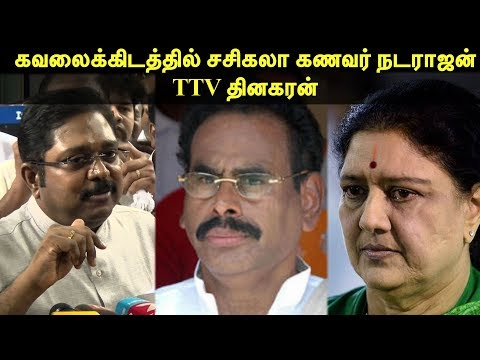tamil news   ttv dinakaran about sasikala and  nadarajan   tamil live news   redpix