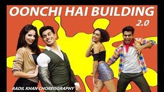Oonchi Hai Building 2.0 | Judwaa 2 Aadil Khan choreography