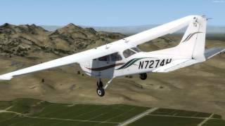 A2A Cessna 172R Trim/Climb/Descent