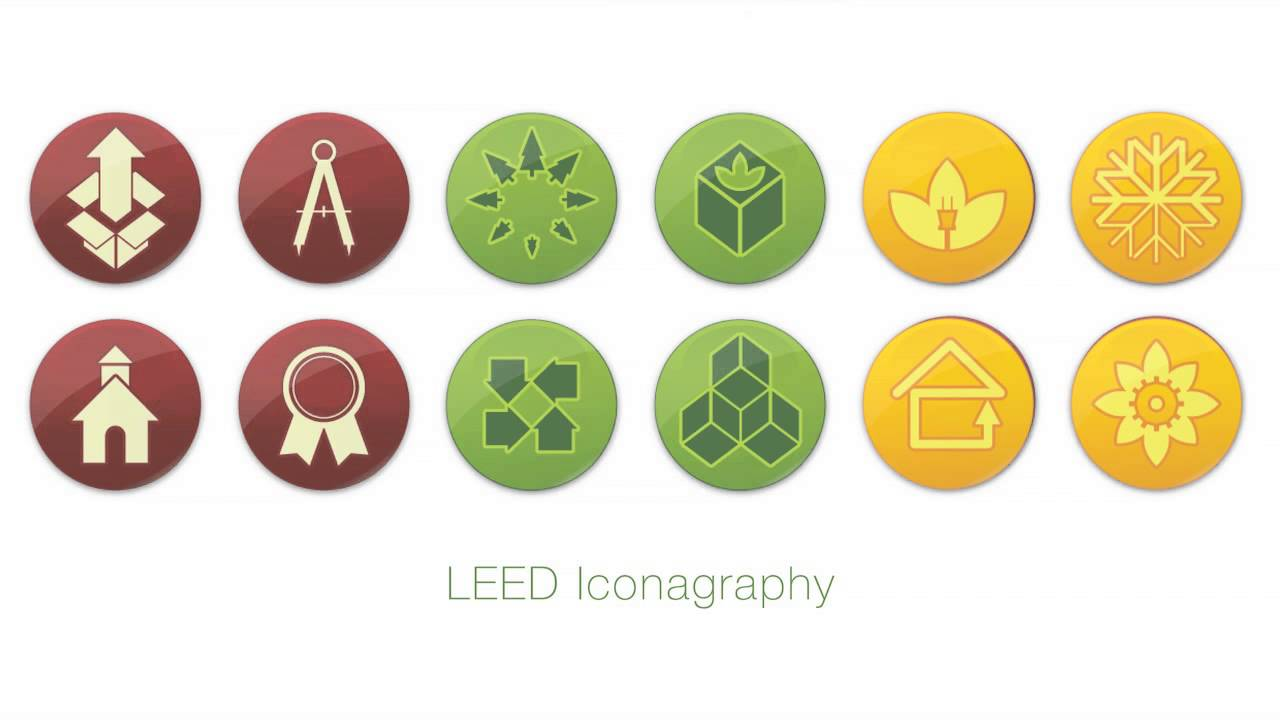 Sign Industry Update New Leed Icons Youtube
