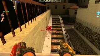 Counter-Strike Online Game Play 16 - ITALY [ NEW VIDEO STYLE ]