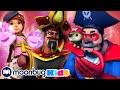 BOBOIBOY GALAXY EP22 -  Pirate Colony Infiltration Mission / Misi Koloni Lanun | Full Episodes