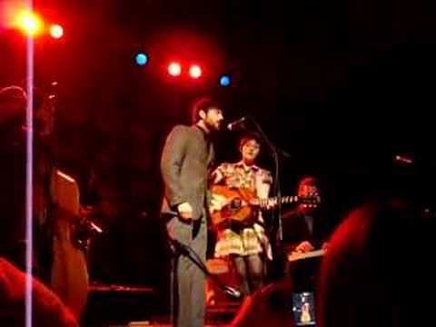 """""""For Today""""- Jessica Lea Mayfield with Scott Avett..."""