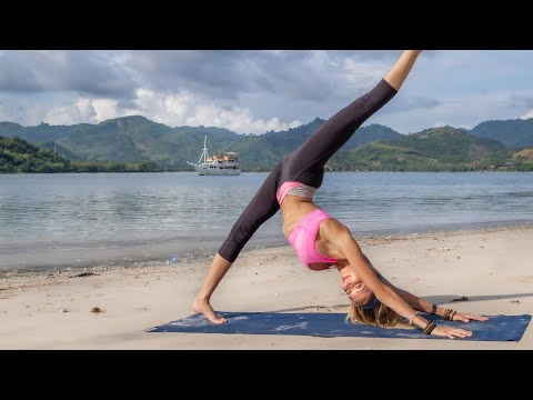 Yoga For Mindfulness ♥  Silence Your Chattering Thoughts & Anxiety   Gili Asahan