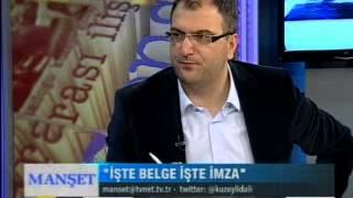 Tvnet-Manset-Ali Değermenci-Cem Kucuk-06.05.2014
