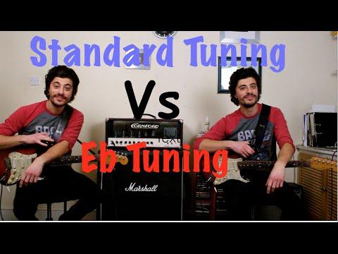 Standard Tuning Vs Eb tuning
