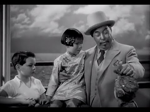 Charlie Chan In Shanghai (1935).  ST: ENG - ESP.